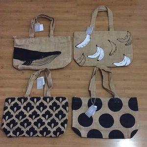 Burlap Bag $5 each